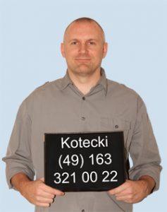 Tomasz Kotecki