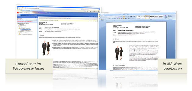 Notes IT - Wir helfen Ihnen schnell moderne Handbücher zu erstellen