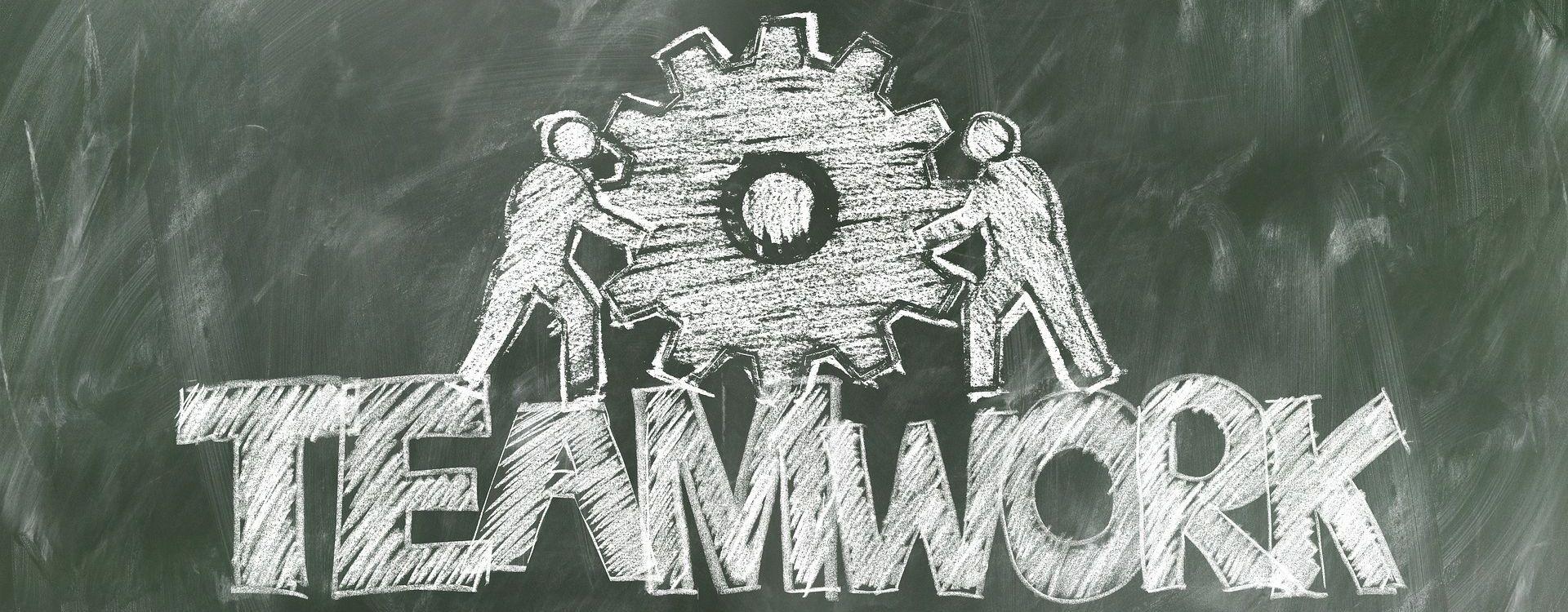 Notes IT - Teamwork durch Team Unity